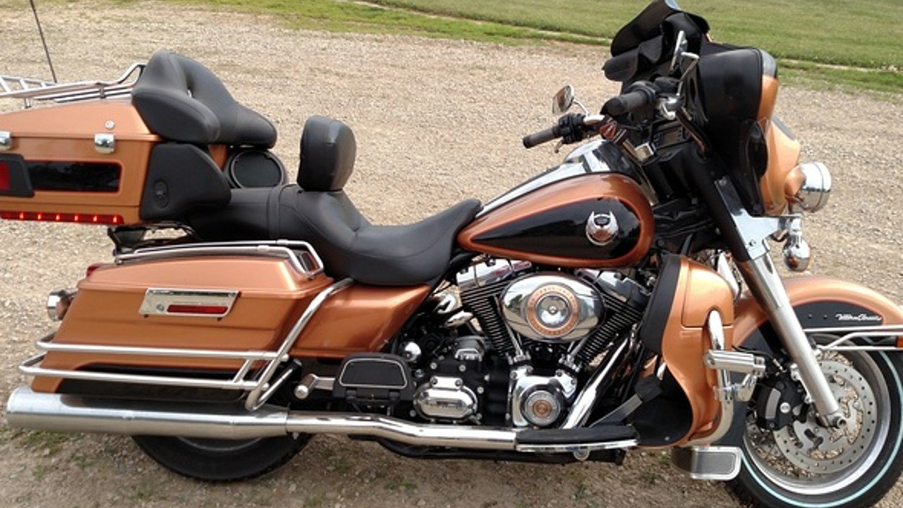 2008 Harley-Davidson Touring for sale 200404297