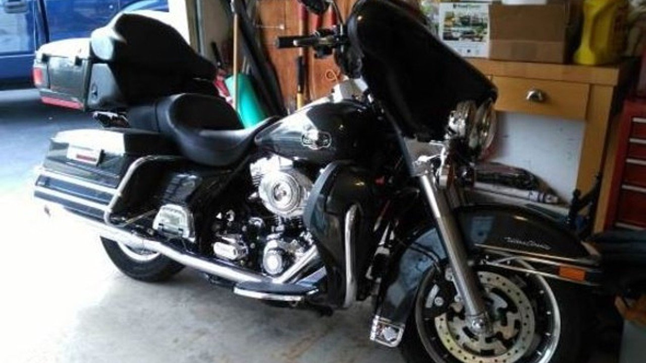 2008 Harley-Davidson Touring for sale 200477939