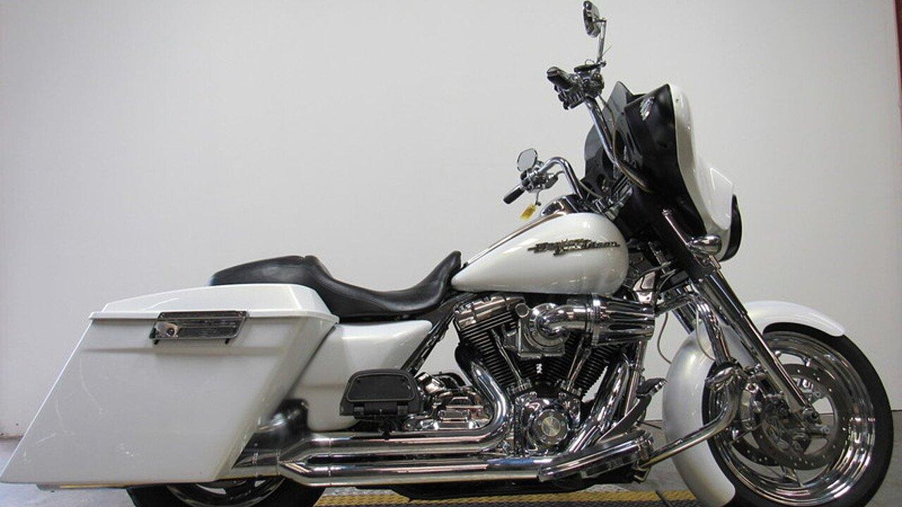 2008 Harley-Davidson Touring for sale 200489465