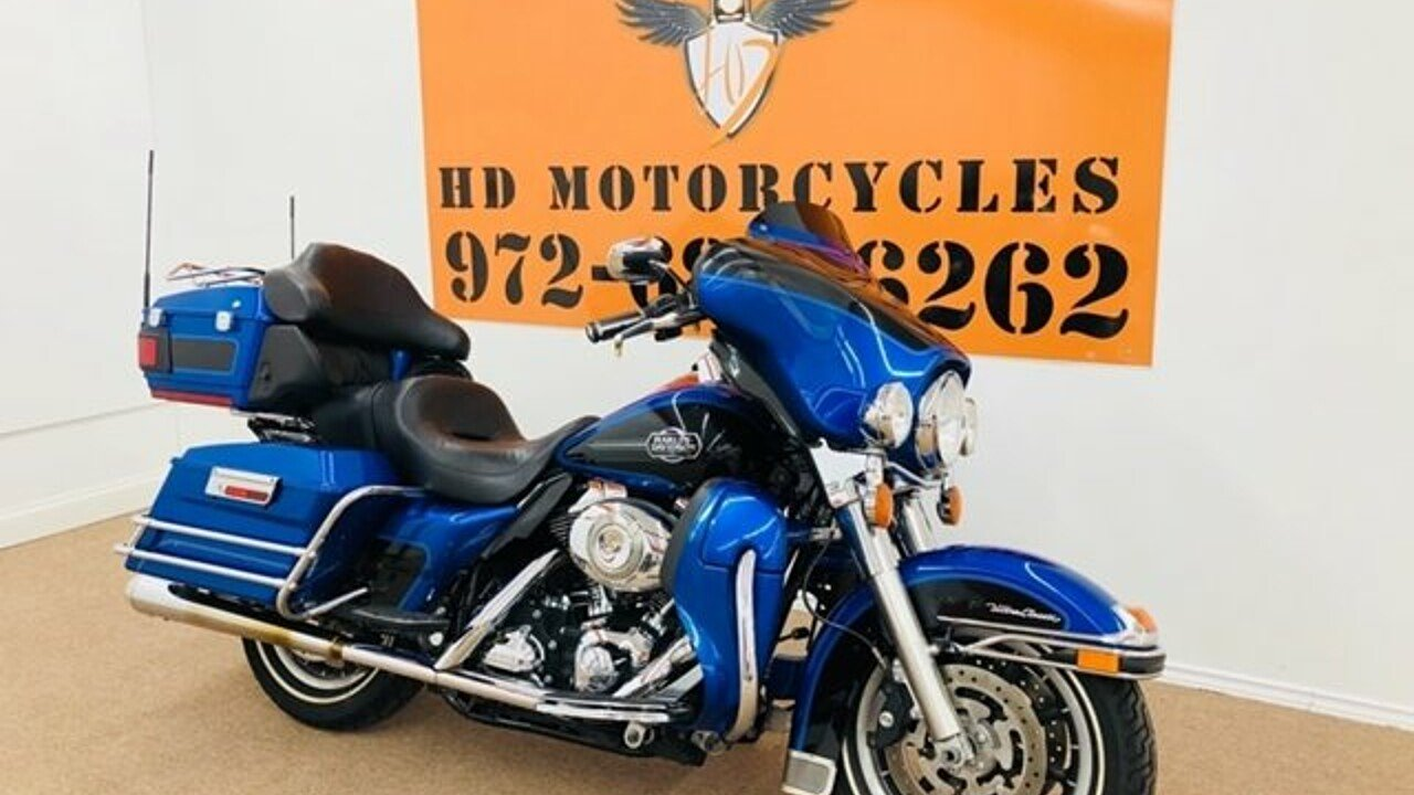 2008 Harley-Davidson Touring for sale 200547781