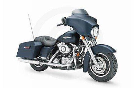 2008 Harley-Davidson Touring Street Glide for sale 200623811