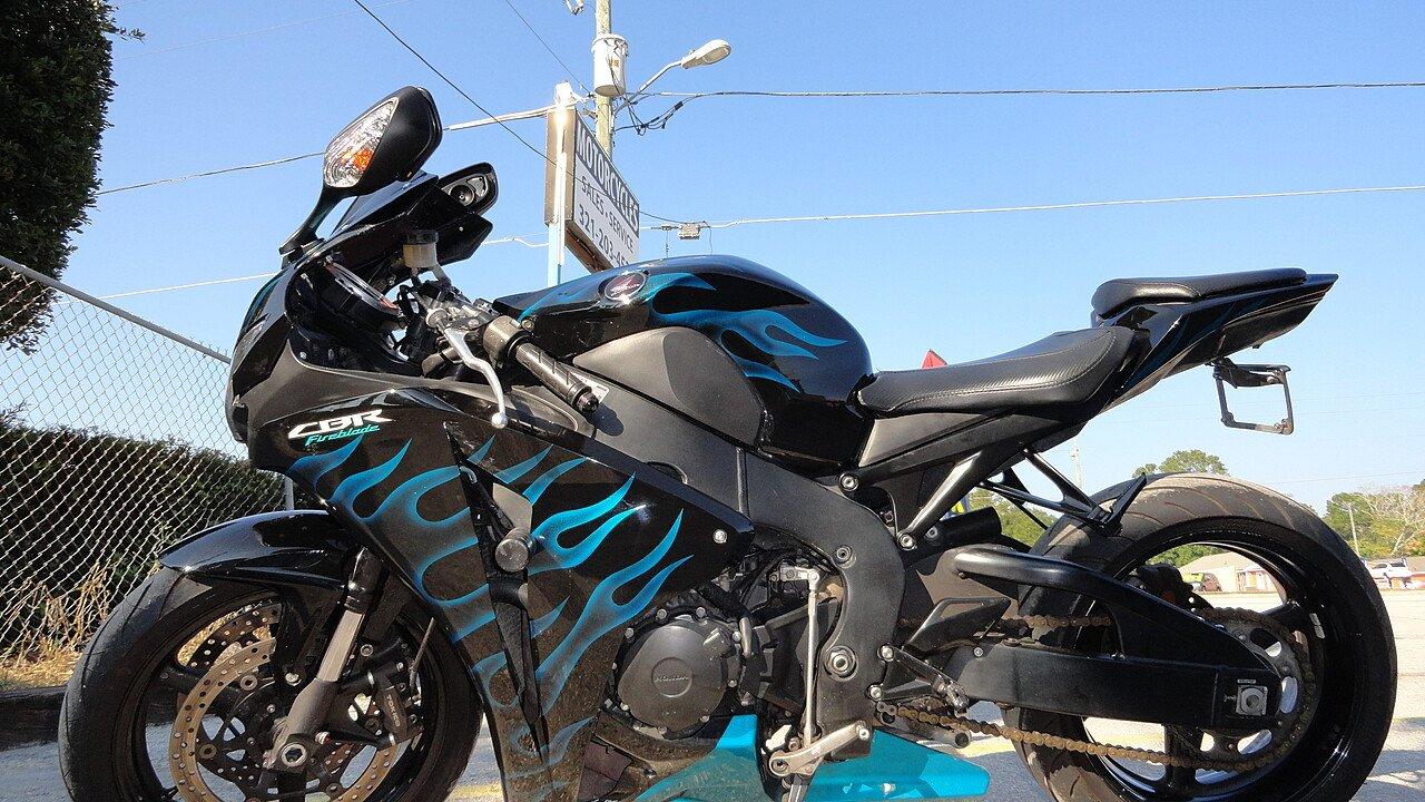 2008 Honda CBR1000RR for sale 200403628