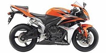 2008 Honda CBR600RR for sale 200426277