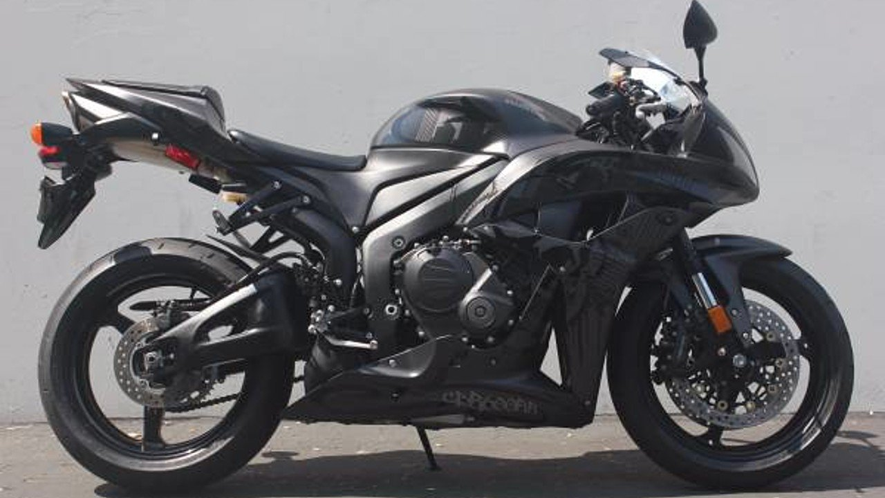 2008 Honda CBR600RR for sale 200485277