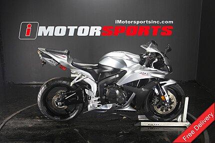 2008 Honda CBR600RR for sale 200605647