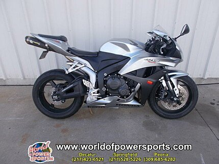 2008 Honda CBR600RR for sale 200639444