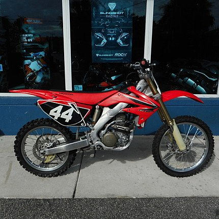 2008 Honda CRF250R for sale 200598839