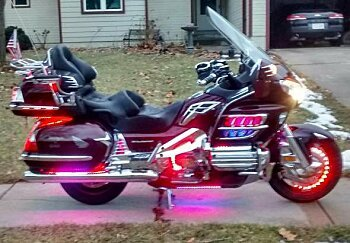 2008 Honda Gold Wing for sale 200382021
