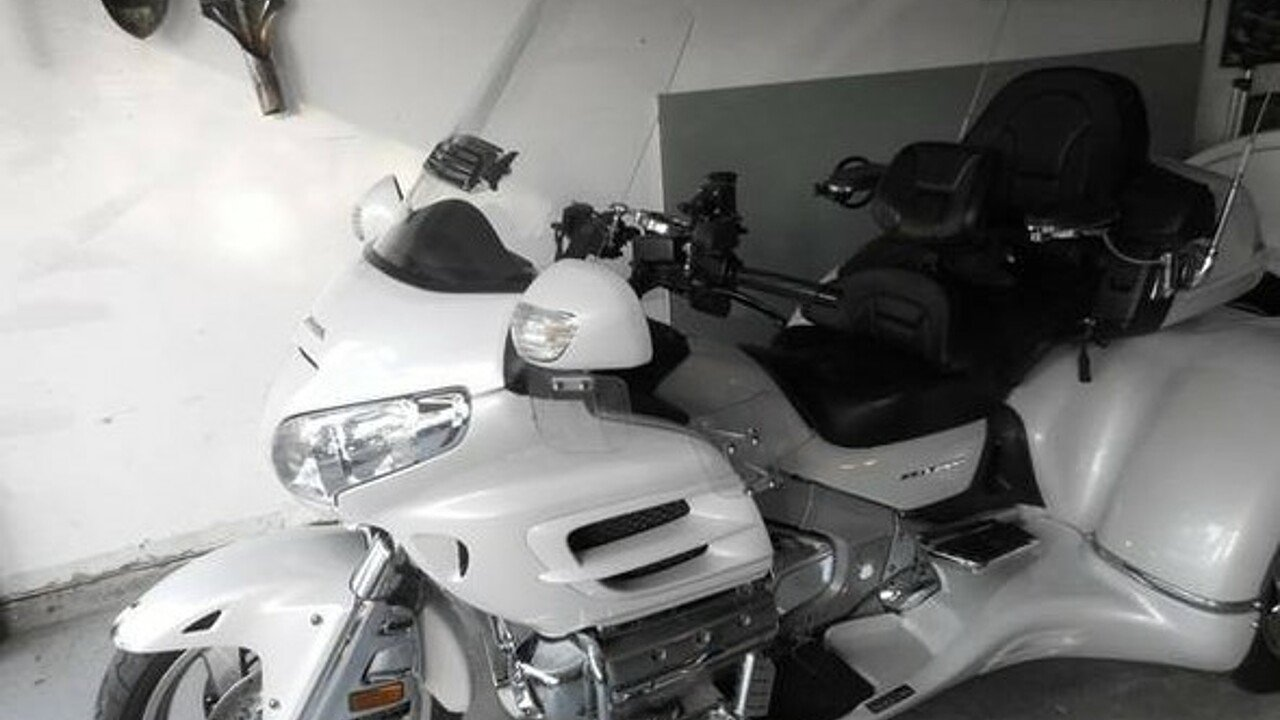 2008 Honda Gold Wing for sale 200504072
