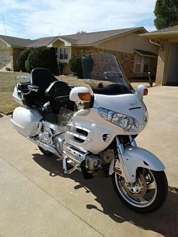 2008 Honda Gold Wing for sale 200544611