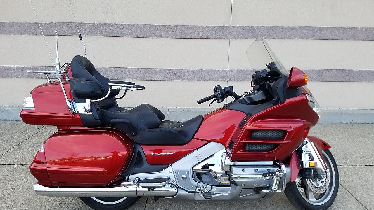 2008 Honda Gold Wing for sale 200549679