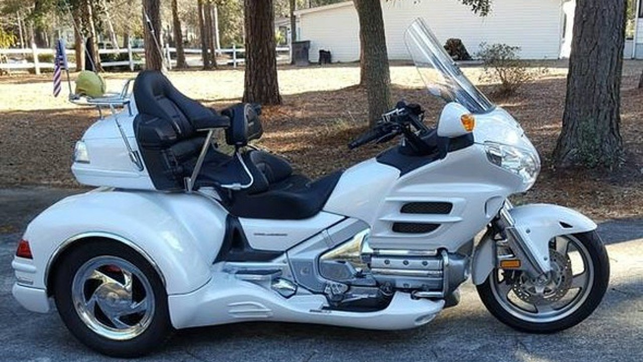 2008 Honda Gold Wing for sale near LAS VEGAS, Nevada 89119 ...