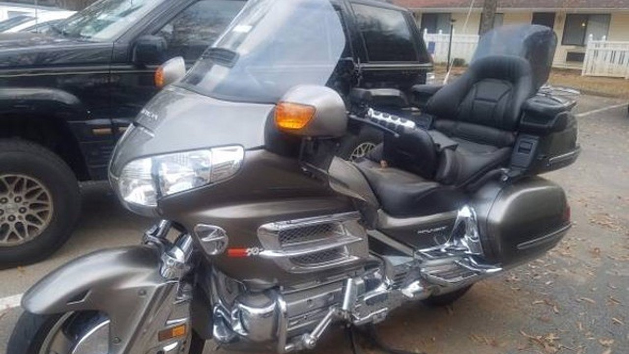 2008 Honda Gold Wing for sale 200591019