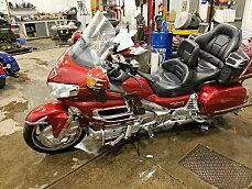 2008 Honda Gold Wing for sale 200462309
