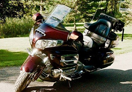 2008 Honda Gold Wing for sale 200486378