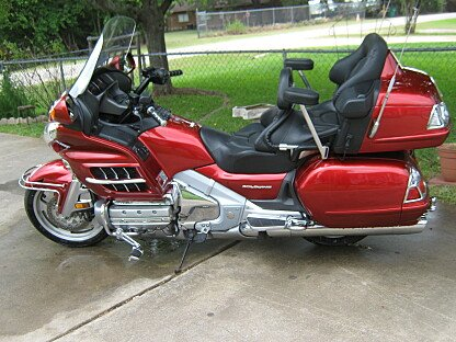 2008 Honda Gold Wing for sale 200505681