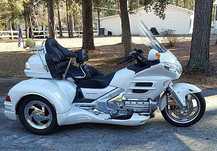 2008 Honda Gold Wing for sale 200536129