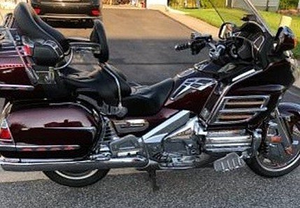 2008 Honda Gold Wing for sale 200628640