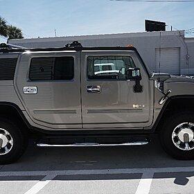 2008 Hummer H2 for sale 100761289