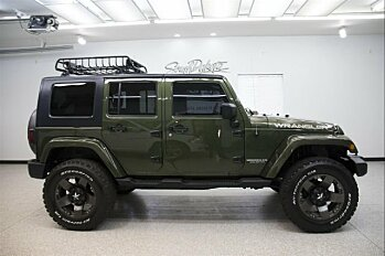 2008 Jeep Wrangler 4WD Unlimited Sahara for sale 100909568