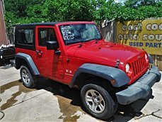 2008 Jeep Wrangler 4WD X w/ Right Hand Drive for sale 100766450
