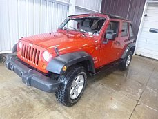 2008 Jeep Wrangler 4WD Unlimited X for sale 100982692