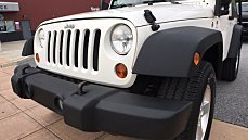 2008 Jeep Wrangler 4WD X for sale 101004587