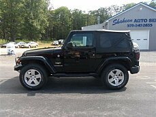 2008 Jeep Wrangler 4WD Sahara for sale 101018996