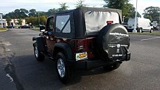 2008 Jeep Wrangler 4WD X for sale 101029604