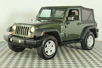 2008 Jeep Wrangler 4WD X for sale 101049520