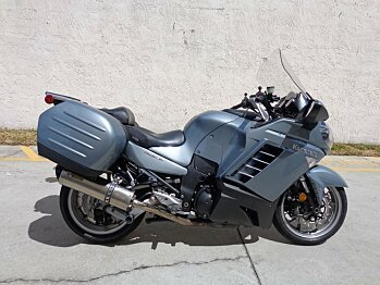 2008 Kawasaki Concours 14 for sale 200600386