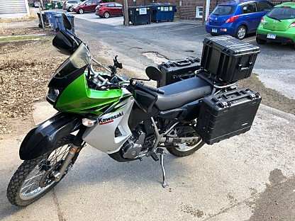 2008 Kawasaki KLR650 for sale 200573337