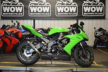 2008 Kawasaki Ninja ZX-10R for sale 200503130