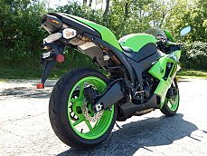 2008 Kawasaki Ninja ZX-6R for sale 200598455