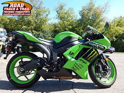 wholesale dealer 3c4c9 4cd74 2008 Kawasaki Ninja ZX-6R Motorcycles for Sale - Motorcycles on Autotrader