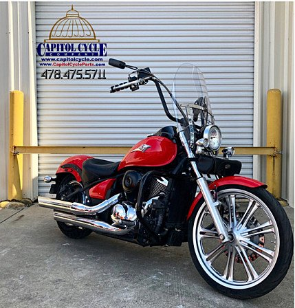 2008 Kawasaki Vulcan 900 for sale 200563244