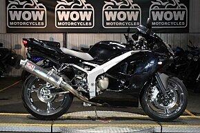 2008 Kawasaki ZZR600 for sale 200580136