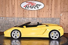 2008 Lamborghini Gallardo Spyder for sale 100910365