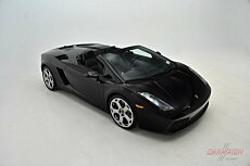 2008 Lamborghini Gallardo Spyder for sale 100968563