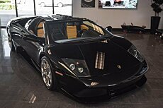 2008 Lamborghini Murcielago LP 640 Roadster for sale 100777703