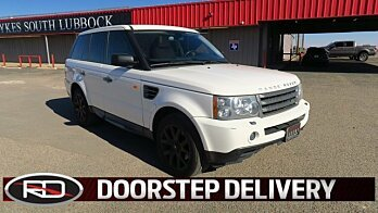 2008 Land Rover Range Rover Sport HSE for sale 100944369