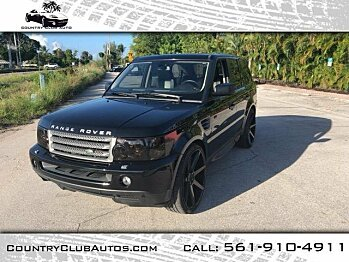 2008 Land Rover Range Rover Sport HSE for sale 101034690