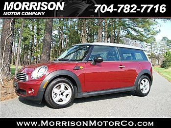 2008 MINI Cooper Clubman Hardtop for sale 100020844