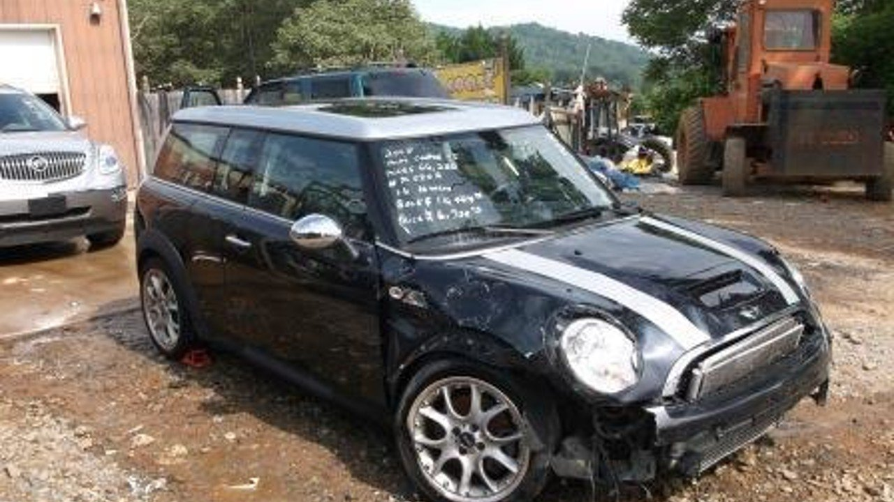 2008 MINI Cooper Clubman S for sale 100292808