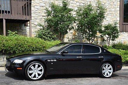 2008 Maserati Quattroporte for sale 100769125