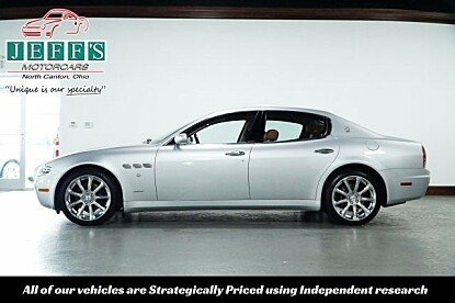 2008 Maserati Quattroporte for sale 100815844