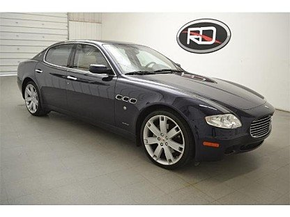 2008 Maserati Quattroporte for sale 100848348