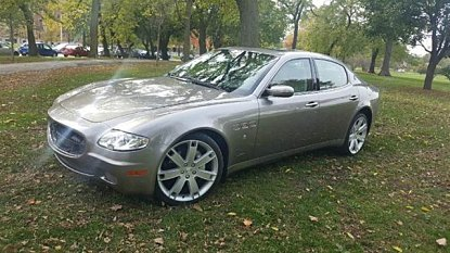 2008 Maserati Quattroporte for sale 100850695