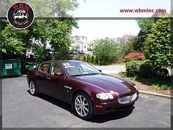 2008 Maserati Quattroporte for sale 100873326