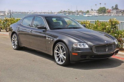 2008 Maserati Quattroporte for sale 100877120